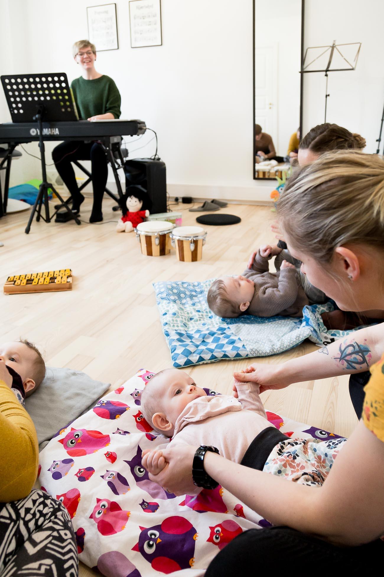 BabyRytmik i Vejle